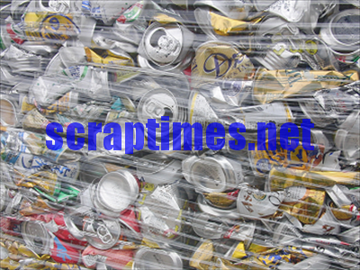 UBC (Used Beverage Can) metal scrap market price