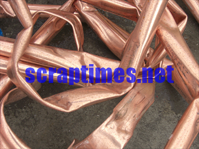 No.1 Copper (Cu 96-98%) metal scrap market price