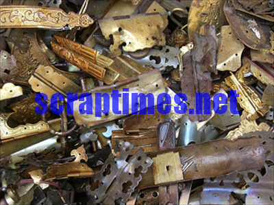 70/30 Brass metal scrap market price
