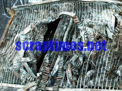 Brass Radiator metal scrap market price
