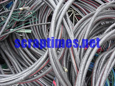 No.1 Insulated Wire (Cu 88-92%) Metal Scrap Recycle Market Free ...