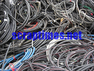 No.1 Insulated Wire (Cu 70-75%) metal scrap market price