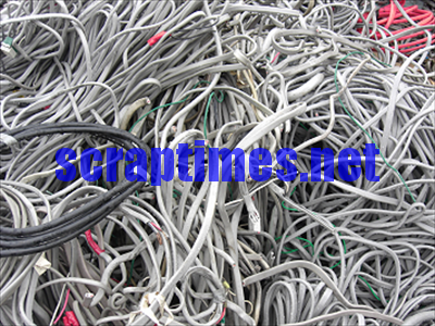 No.2 Insulated Wire (Cu 40-45%) metal scrap market price