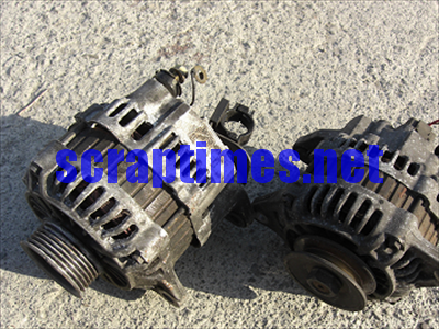 Alternator metal scrap market price