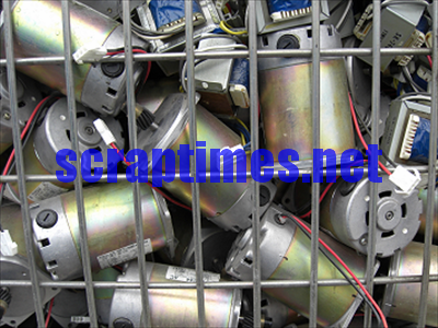 Electric Motors metal scrap market price