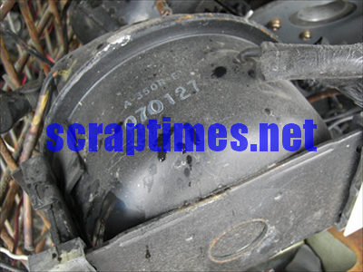 Sealed Unit metal scrap market price