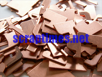 Beryllium Copper metal scrap market price