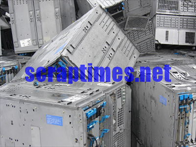 PC/Server Incomplete metal scrap market price