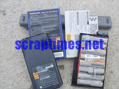 Ni-MH Battery metal scrap market price