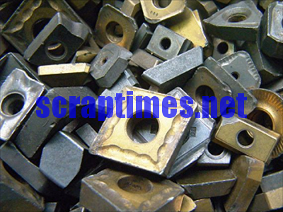 Tungsten Carbide metal scrap market price