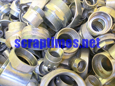 Zinc Die Cast (Clean) metal scrap market price